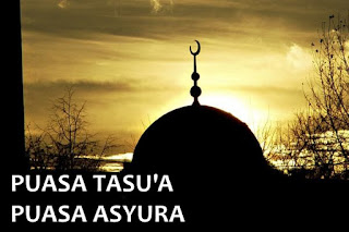 Niat Puasa Tasu'a dan Asyura 9 10 Muharram