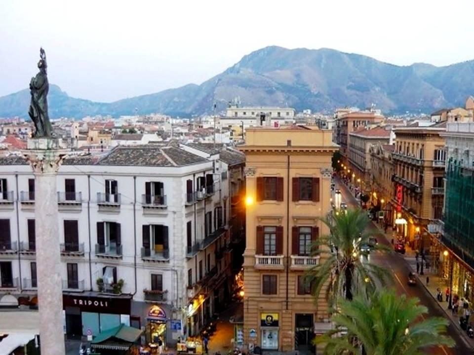Fotos da cidade de palermo na italia
