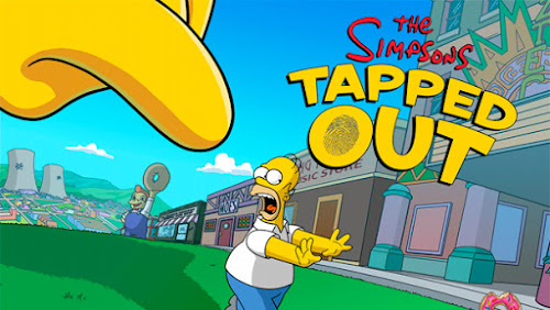 Baixar The Simpsons : Tapped Out - v4.19.5 Apk Mod [Free Shopping]