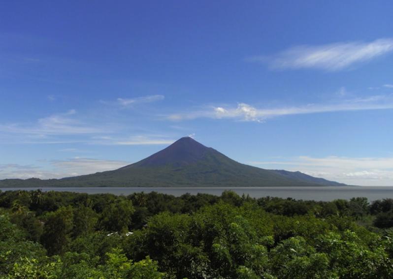 Momotombo, Nicaragua