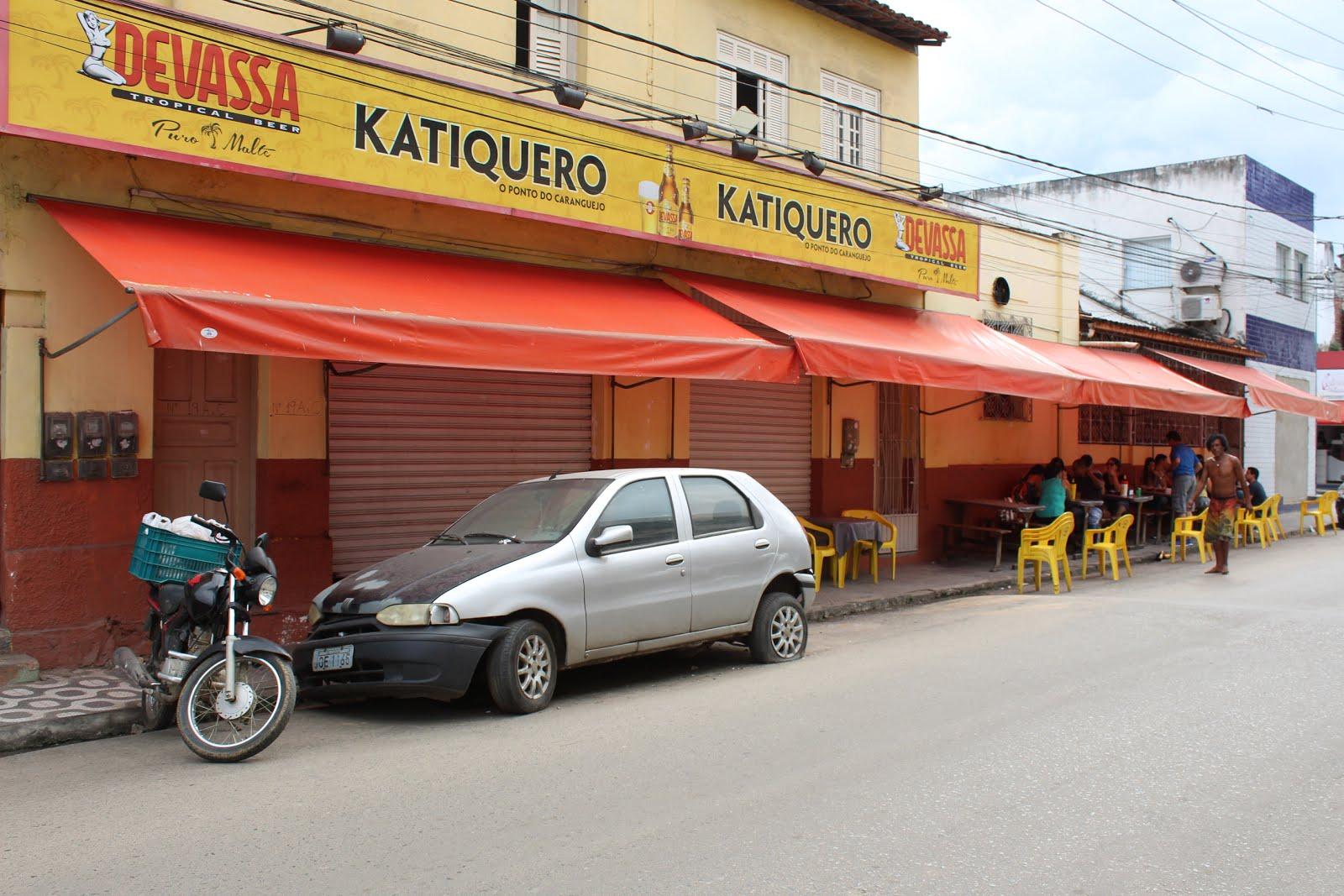 KATIQUERO AMBIENTE FAMILIAR COM O MELHOR CARANGUEJO DA REGIÃO