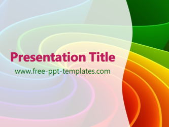 free rainbow powerpoint template - 28 images - free rainbow ppt, Free Rainbow Powerpoint Template, Powerpoint templates
