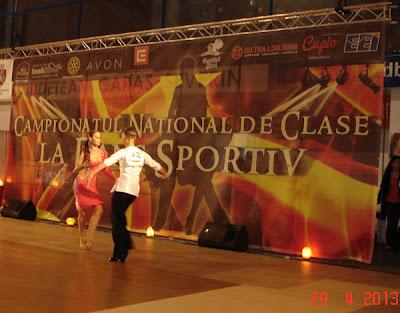 Resita: dansuri si blogosfera