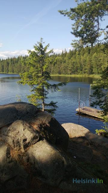 Myllyjärvi in Espoo