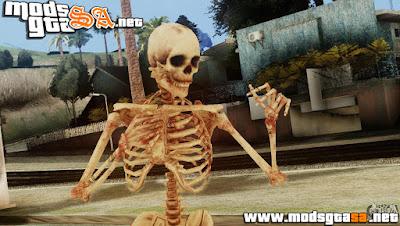 SA - Skin Skeleton