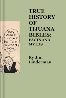 NEW BOOK TRUE HISTORY of  TIJUANA BIBLES