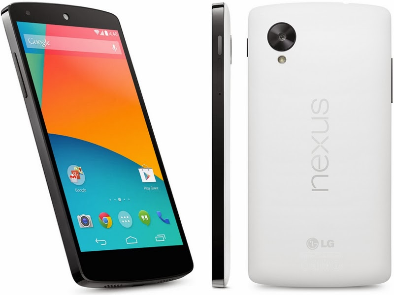 مراجعة وأسعار هاتف جوجل نيكسوس فايف من ال جي Nexus 5 review