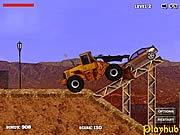 Game lái xe ủi đất