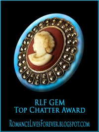 TOP CHATTER AWARD
