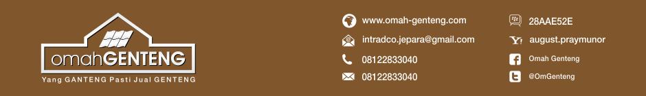TEL/SMS/WA: 081-2283-3040 | Genteng Kodok | Jual Genteng Kodok | Harga Genteng Kodok