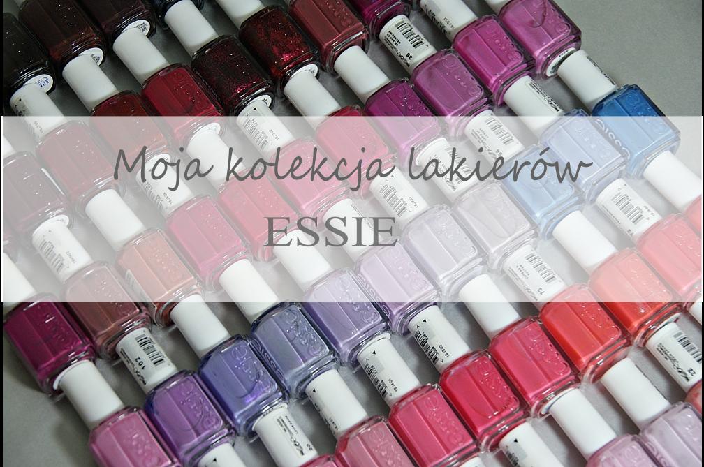Moja kolekcja Essie - aktualizacja