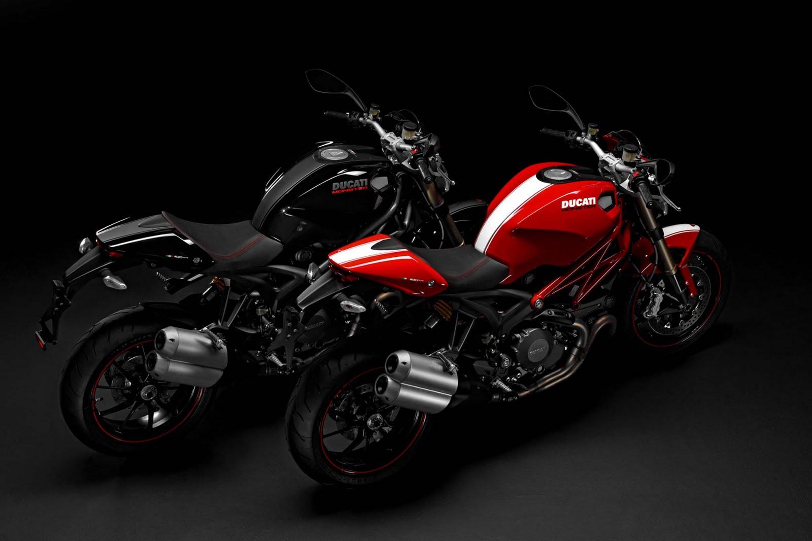 2011 Ducati Monster 1100