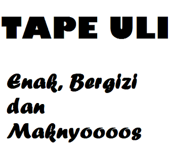 Jual Tape Uli