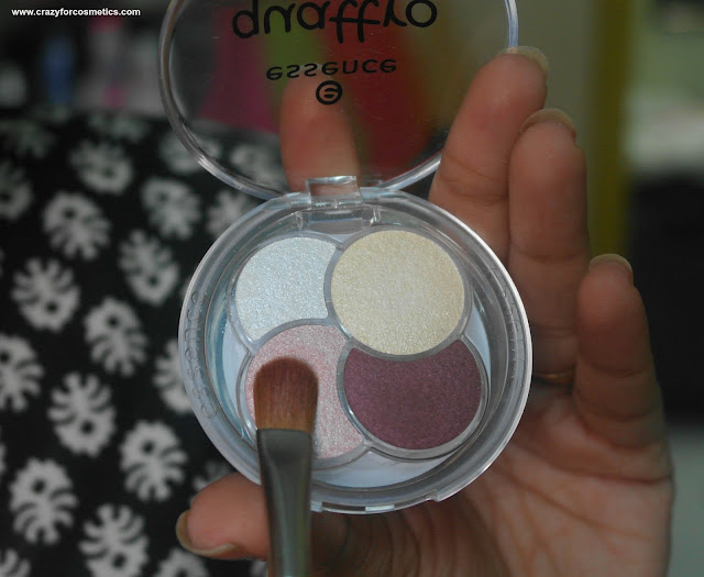 Essence Quattro Eye shadow Quad Must Have Price in India