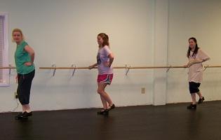beginner tap class charlotte