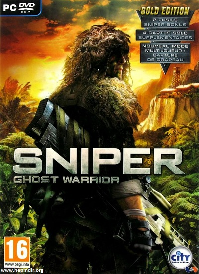 Sniper Ghost Warrior Gold Edition