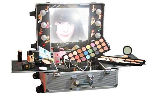 maletin maquillaje profesional