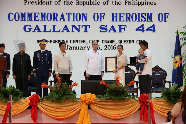 COMMEMORATION saf 44
