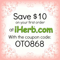 Save at iHerb!