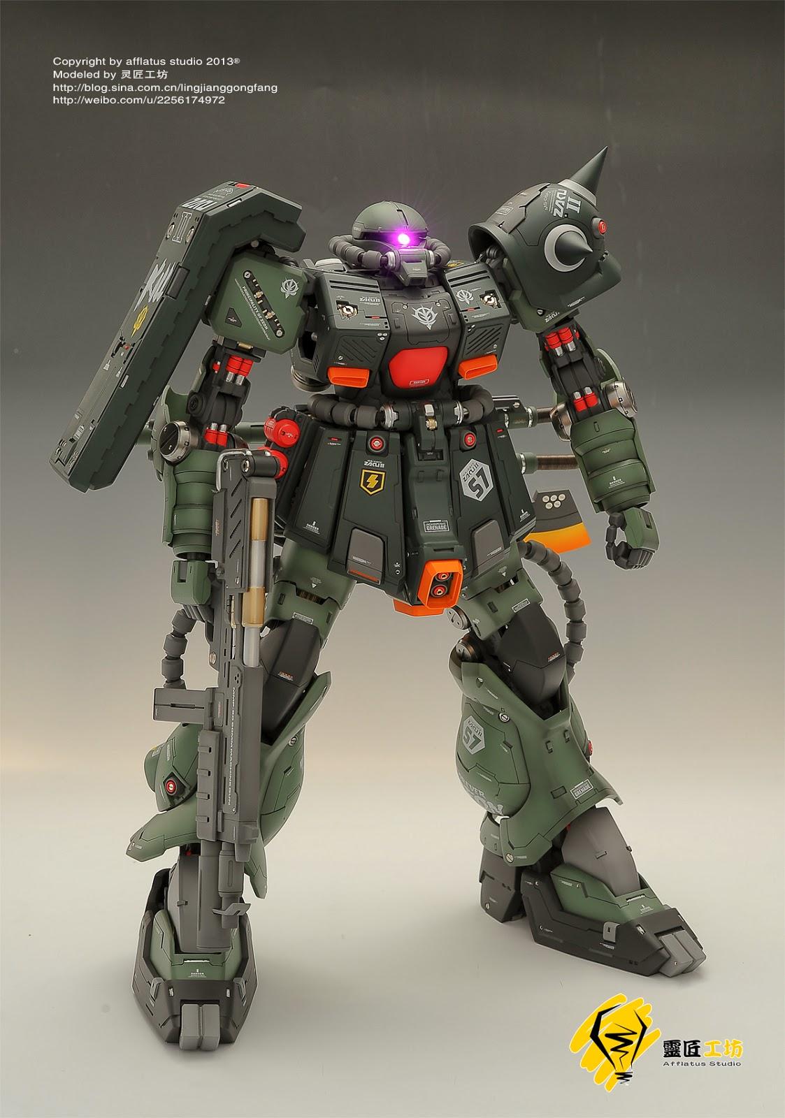 GUNDAM GUY: G-System 1...