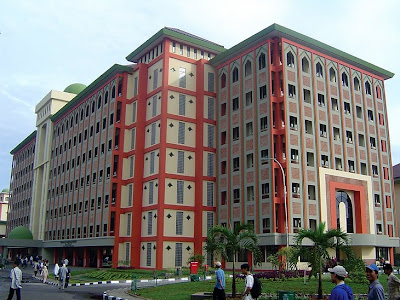 Alamat Universitas Islam Negeri (UIN) Jakarta