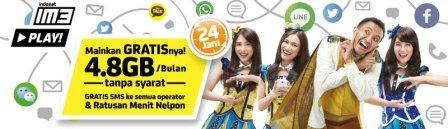 IM3 Play | Promo Indosat Terbaru | One Stop Pulsa