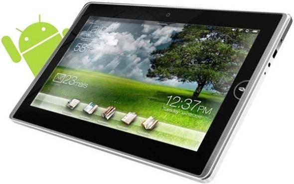 A melhor opção para um tablet é o Android