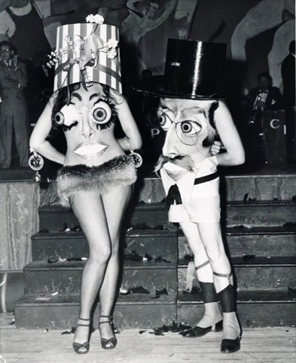 old school Halloween Outfits