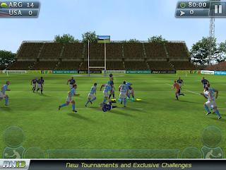 Rugby Nations 13 Android Game