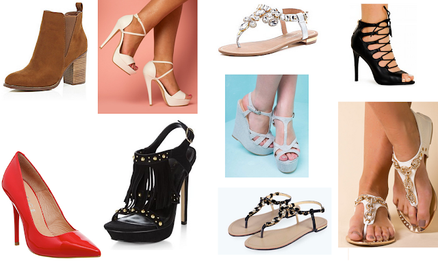 summer shoes wishlist