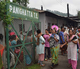 Panightta Tea Estate Factory