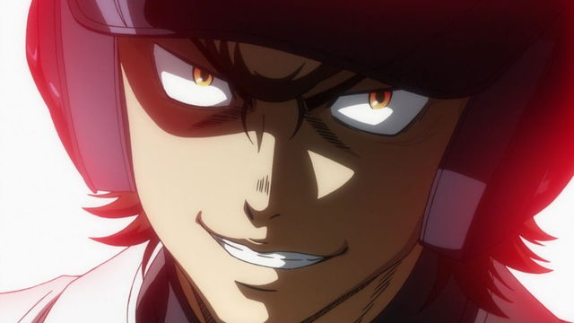 Diamond no Ace Season 2 Wallapaper Screenshot Preview
