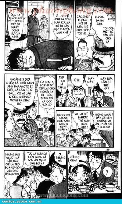 Detective Conan - Thám Tử Lừng Danh Conan chap 540 page 5 - IZTruyenTranh.com