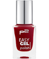 p2 Neuprodukte August 2015 - easy gel polish 060 - www.annitschkasblog.de