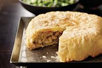 Skillet Moroccan Chicken Pie Recipe | Healthy Chicken Moroccan Pie Recipe