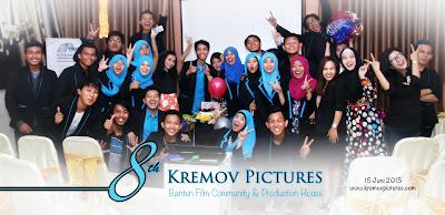 8 Tahun Kremov Pictures, 18 Karya Film!