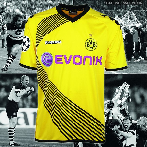 Borussia Dortmund's New Kit