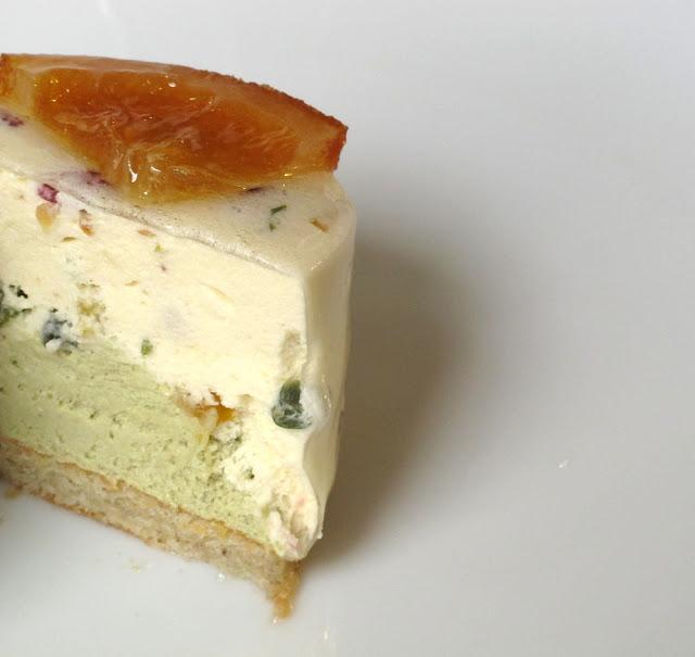 Pâtisserie Mori Yoshida Paris - Entremets Montélimar