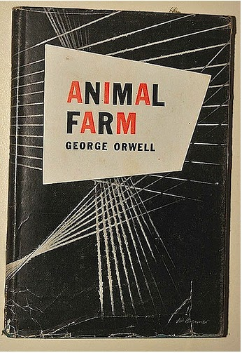an analysis of communism in the novel animal farm by george orwell For george orwell, there was nothing pro-american about animal farm the cia, however, had other ideas karl cohen tells the remarkable story of how us intelligence.