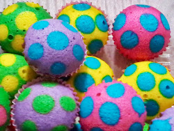 ~APAM POLKADOT COLOURFUL~
