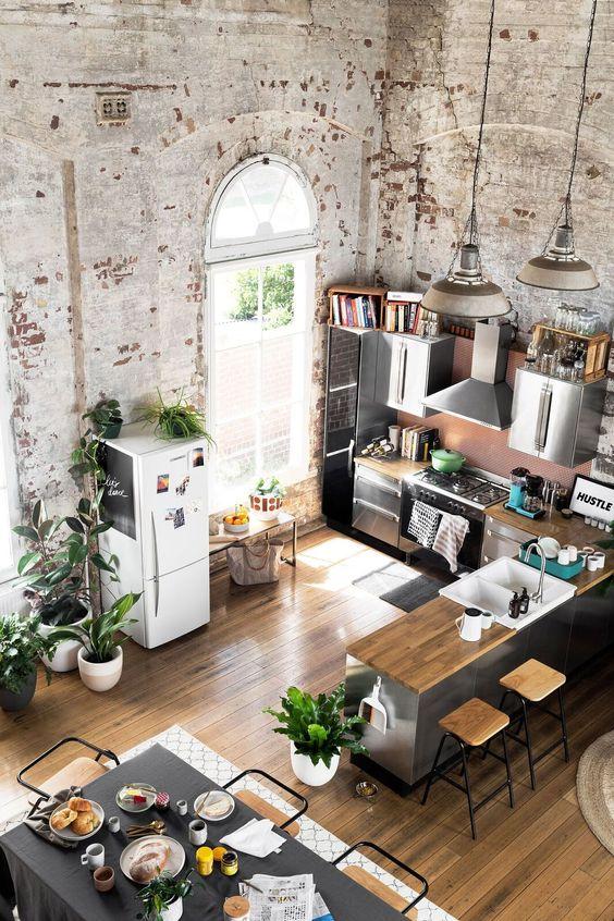 Ponme un loft bonito mi casa es feng for Pisos diafanos madrid
