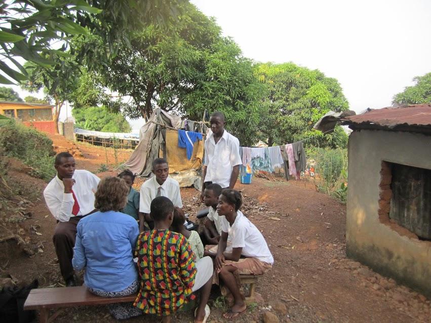 Doing the Lord's Errand in Sierra Leone