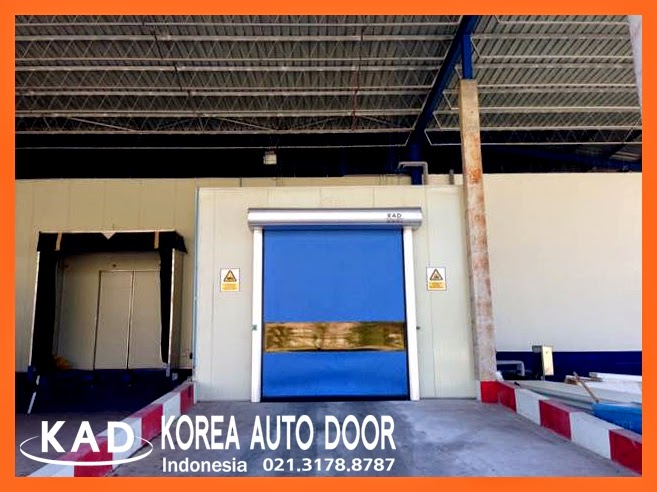 KAD pintu high speed door will offer special benefits and service for customers who visited our booth in exhibitions