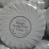 Magical Body Slim  Soap