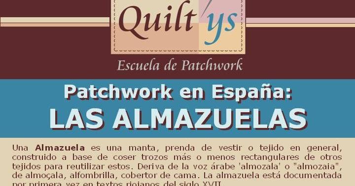 Karen 39 s patchwork almazuela - Almazuelas patrones gratis ...
