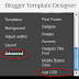 How to Add CSS code To Blogger using Template Designer