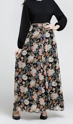NBH0409 HAFIDHAH MAXI DRESS