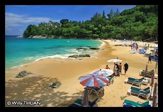 Plage de Laem Singh Beach a Phuket