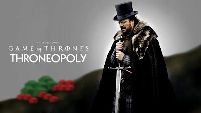Throneopoly, el monopoly de Juego de Tronos