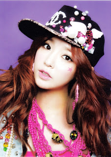 SNSD Tiffany I Got A Boy Individual Photos 2